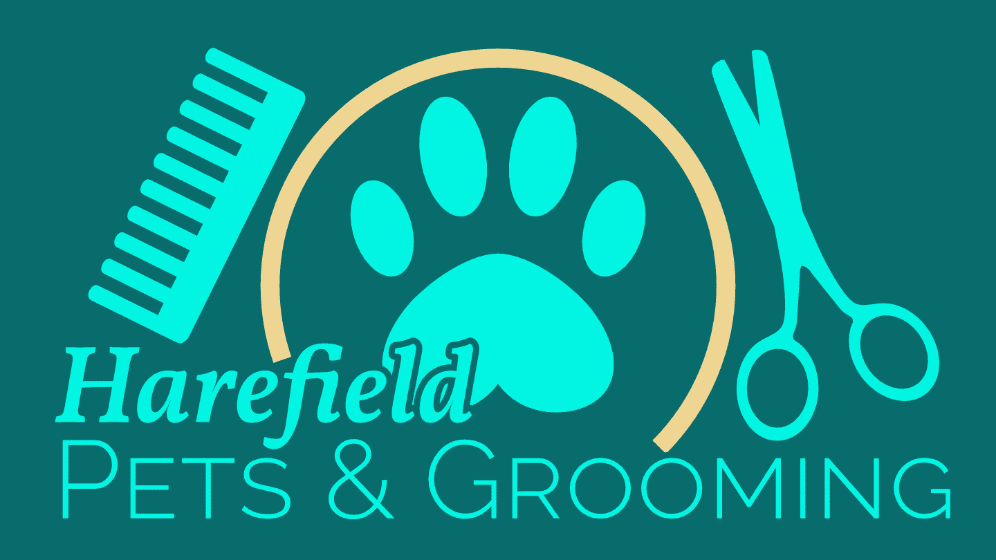 Harefield Pets and Grooming logo