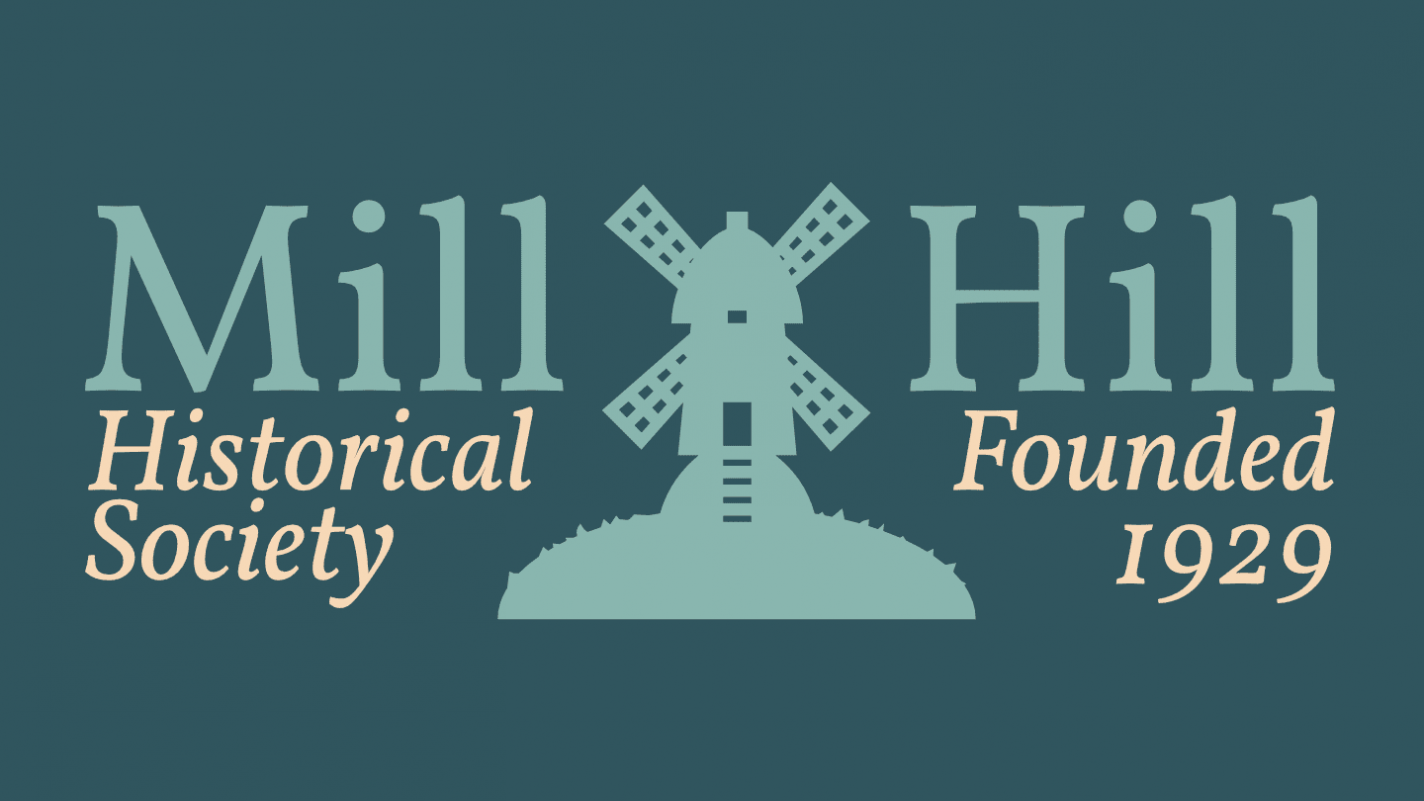 Mill Hill Historical Society logo