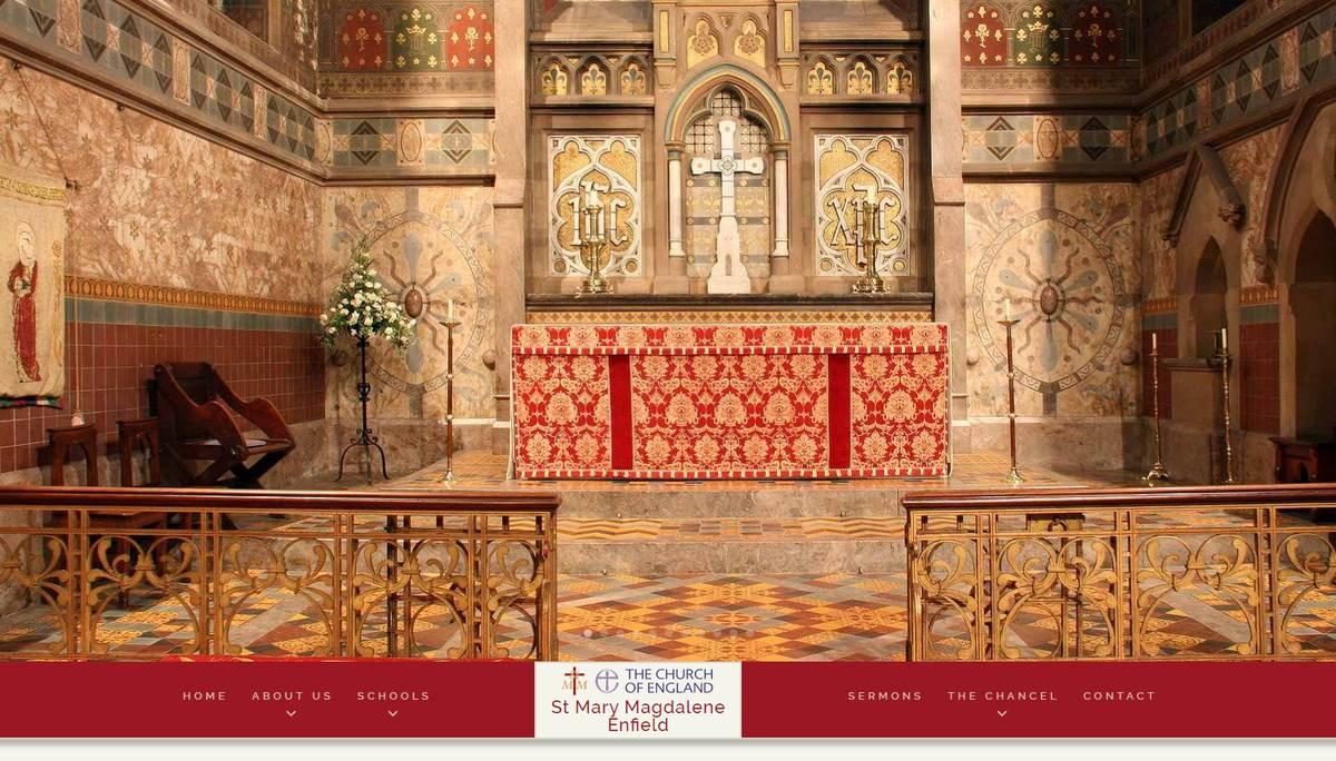 St Mary Magdalene website