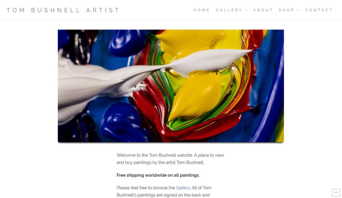Tom Bushnell website