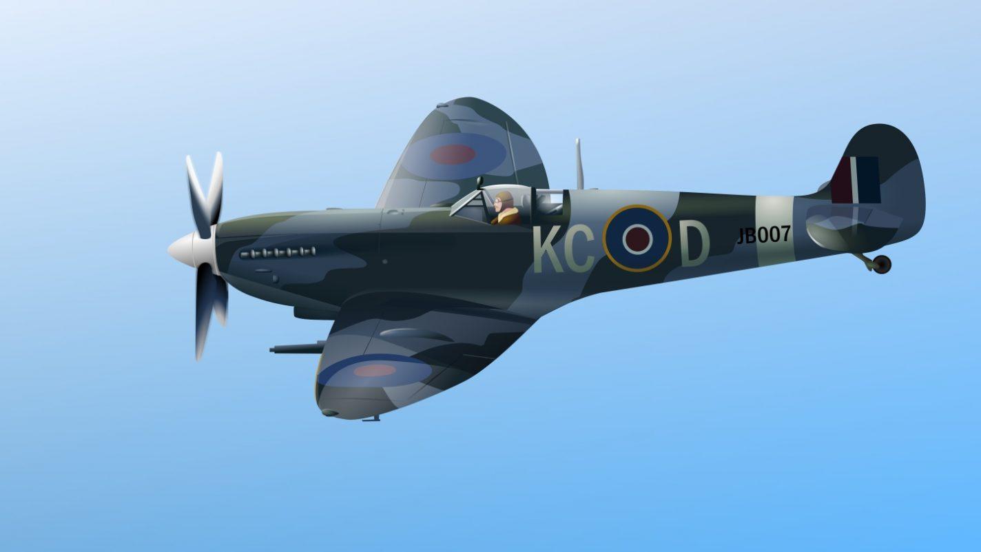 Spitfire Mark IX