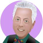 KC avatar for website tutorials